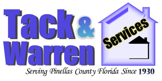 Call Tack & Warren Services, Inc. for reliable AC repair in Clearwater FL